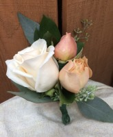 Wedding Boutonniere 4