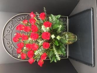 Two Dozen Red Beauties