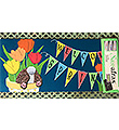 Welcome Spring Door Mat Insert