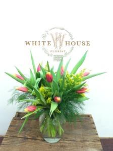 Tulip Vase 1BU