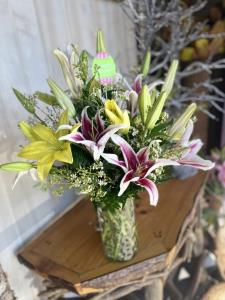 EASTER LILLY BOUQUET  SOLD OUT SOLD OUT