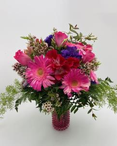The Kings Dazzle Her Day Bouquet