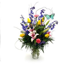 The Kings Lovely Lilly Life Bouquet
