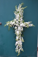 Peaceful White Cross