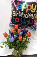 April Birthday Bouquet Special