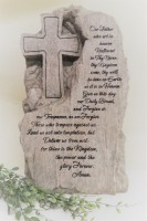 Our Father Who Art In Heaven...Memorial Stone
