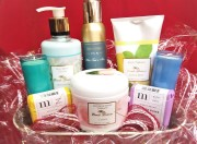 Spa Day At Home Gift Basket