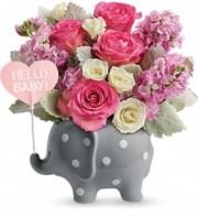 Hello Sweet Baby Pink