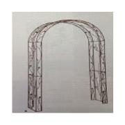 Vintage Iron Archway
