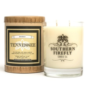 Southern Firefly Tennessee Whiskey 14 oz Glass Candle