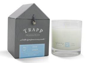 Trapp #67 Fresh Linen 7 oz Candle