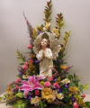 Angel Figurine Sympathy Tribute