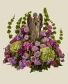 Angelic Garden Sympathy Tribute