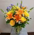 Burst of Bright Bouquet