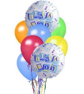 It\'s A Boy! Balloon Bouquet