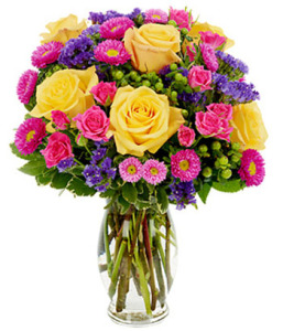 Summer Sunrise Bouquet