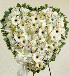 All White Heart