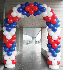 Christell's Flowers Balloon Arch Rental Killeen, TX, 76541