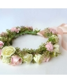 Pastel Beauty Flower Crown