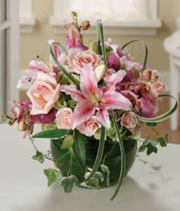 Pink Garden Bouquet