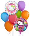Hello Kitty® Balloon Bouquet