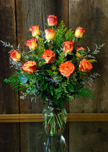 High & Magic Roses- 1 Dozen