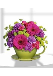 Tea Time Bouquet
