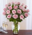 Premium Pink Rose Bouquet