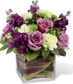 Purple Reverence Bouquet