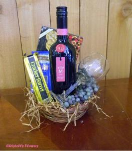 Everyday Wine Basket