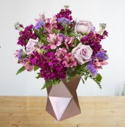 Purple Mixed Bouquet