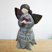 Teacher Angel Figurine