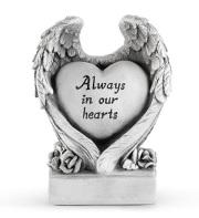 Sentiment Heart in Wings