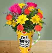 Nurse Bouquet