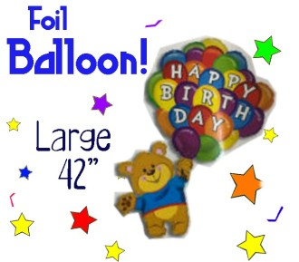 Happy Birthday 42in.