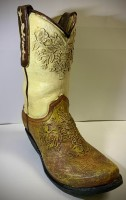 Desert Tan Yellow Boot
