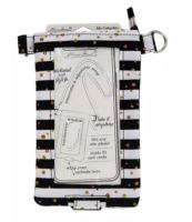 Olivia Moss Crossbody Phone Bag