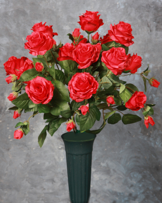 A2 -Valentine\'s Day Silk Bush