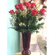 BEAUTIFUL IN RED ROSES