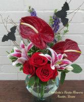 Austin Bats Bouquet