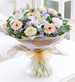Soft Pastels hand tied Bouquet