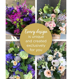 Large Florist Choice Hand-Tied