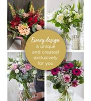 Florist Choice With Vase