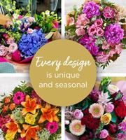 Florist Choice Hand-Tied Brights
