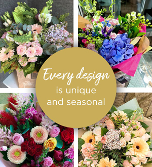 Florist Choice Hand Tied Deluxe