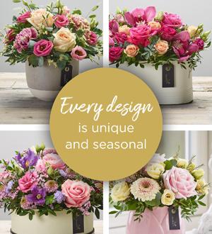 Florist Choice Arrangement - Pastels