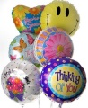Six Thinking of you Mylar