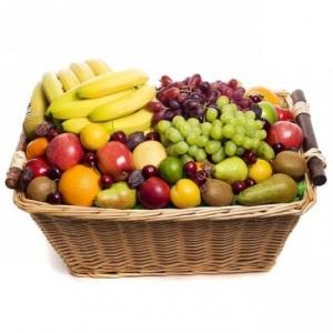 The Royal Fruit Basket