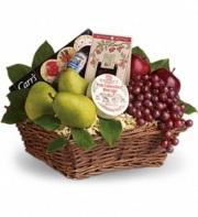 The Delicious Delight Fruit Bakset