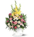 funeral Arrangement of Faith